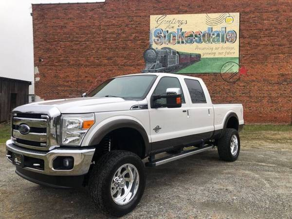 Photo 2016 Ford F250 Lariat 4x4 ONEOWNER SOUTHERNTRUCK - $38550 (PRIORITYONEAUTOSALES.COM)
