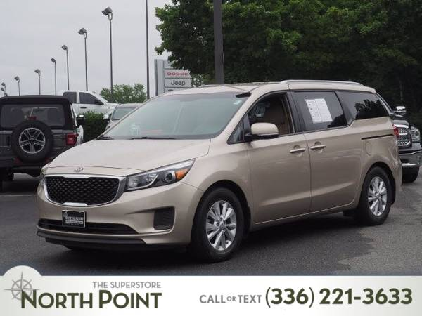 Photo 2016 Kia Sedona LX - $17,871 (_Kia_ _Sedona_ _Van_)