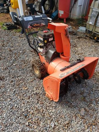 Photo 30quot Ariens Deluxe Snow Blower - $900 (Clemmons)