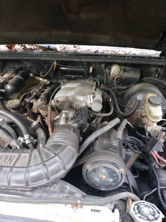 Photo 94 ford ranger - $1,200 (Thomasville)