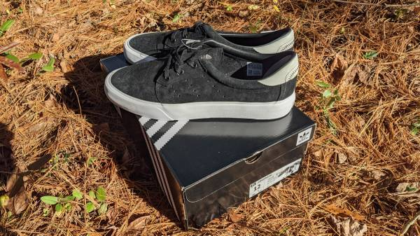 Photo Adidas Coronado Men39s Skate Shoes, size 12 - $40 (Davie county)