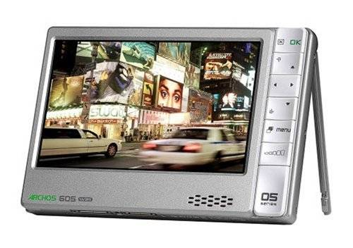 Photo Archos 605 WiFi 30GB Digital Audio Video Player - $60 (high point)