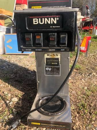 Photo Bunn Commercial coffee machine NSF coffee Machine - $200 (Winston Salem)