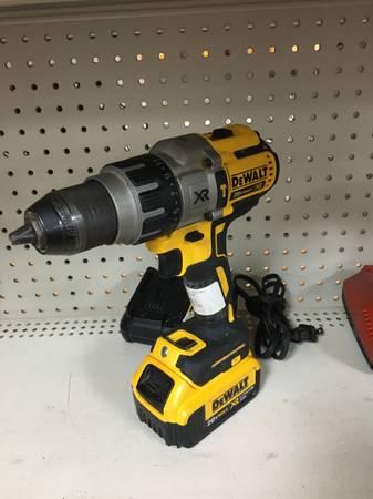 Photo Drill XR DCD996 - $200 (Winston Salem)