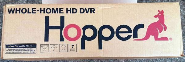 Photo Factory Reman. Dish Network Hopper Whole Home DVR System - $75 (Kernersville)