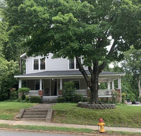 Photo Great 2nd Floor Apartment in Historic Home - Walk to Baptist area (West HighlandsWest End)