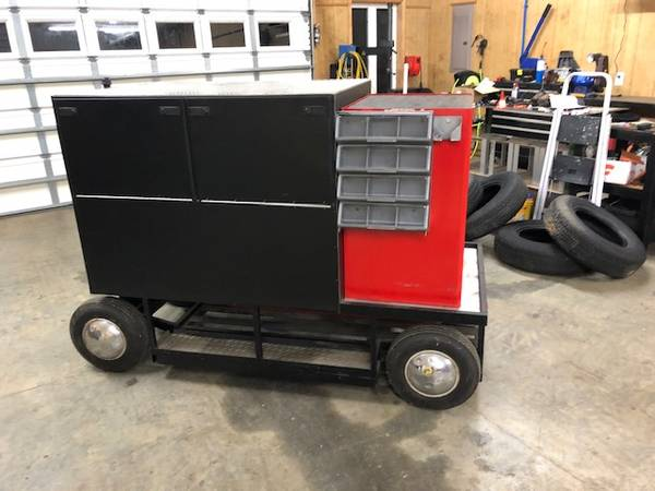 Photo Irvan-Smith pit wagon - $1650 (Salisbury)