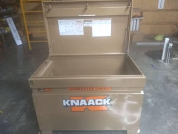 Photo KNAACK 4830 JOB MASTER Tool Chest - $400 (Mocksville)