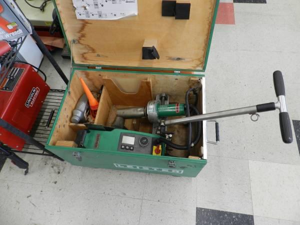 Photo Leister Varimat V2 Welding Robot - $4000 (Winston Salem)