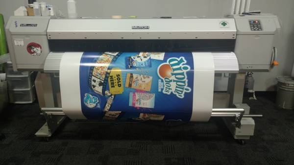 Photo Mutoh 1624 Wide Format Solvent Printer - $2000 (Winston-Salem)