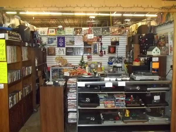 Photo Record Players (old school)Working (Winston Salem)