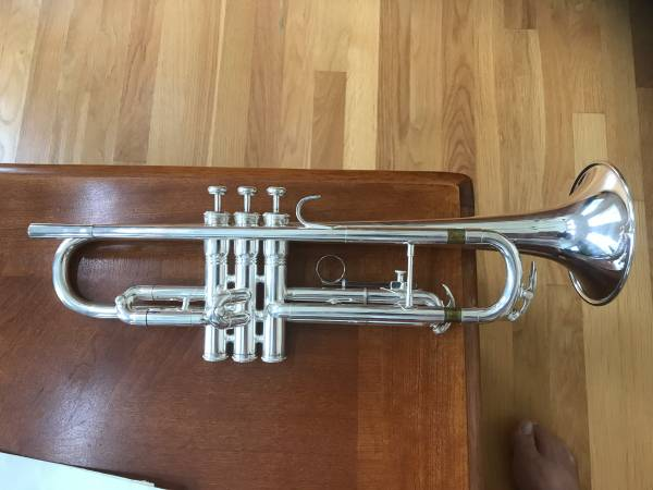 Photo Silver Trumpet - $450 (Clemmons)