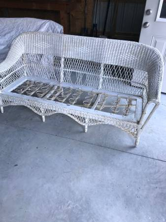Photo Wicker Furniture - $100 (Lexington)