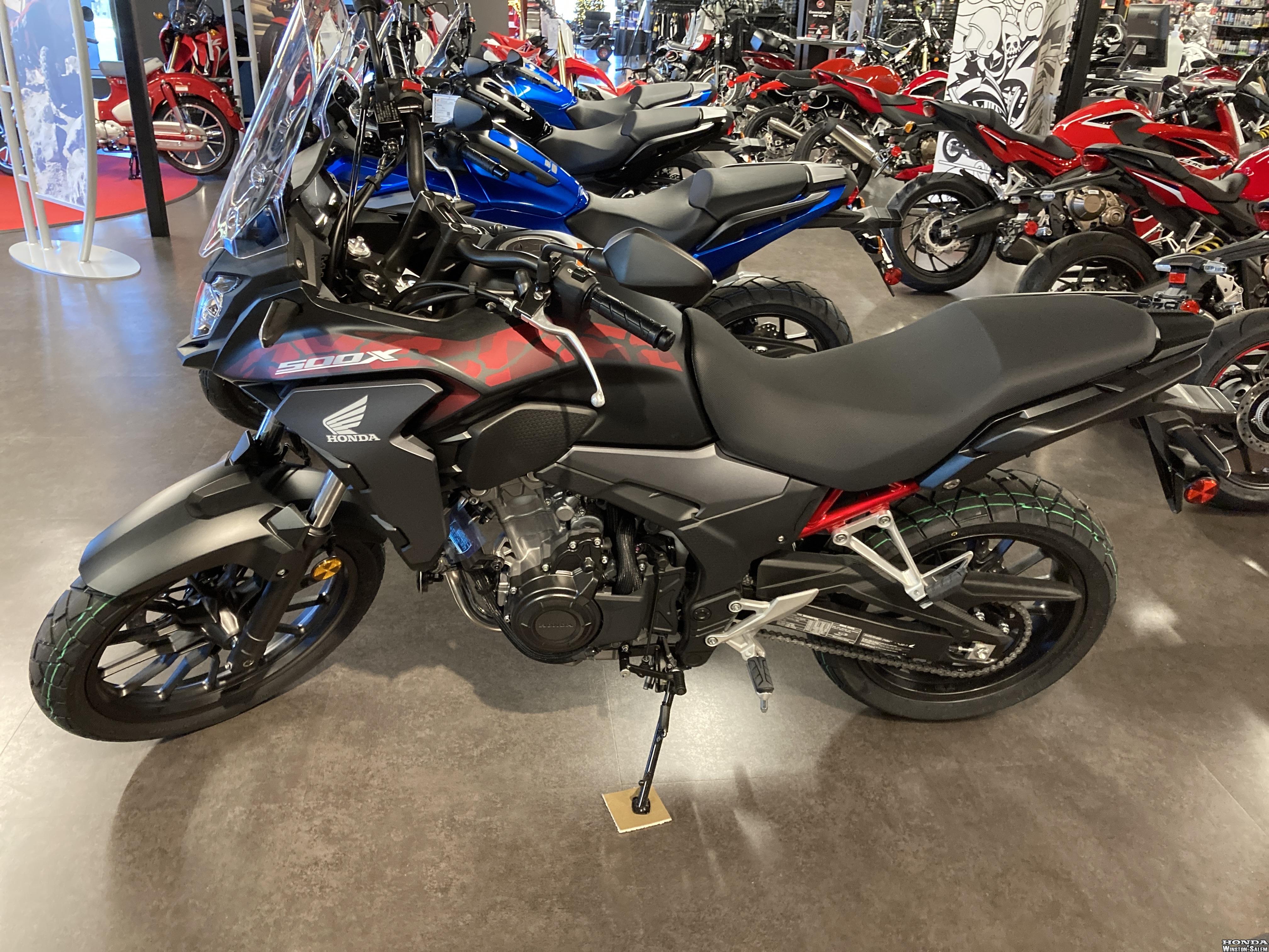 Photo 2021 Honda CB500X ABS