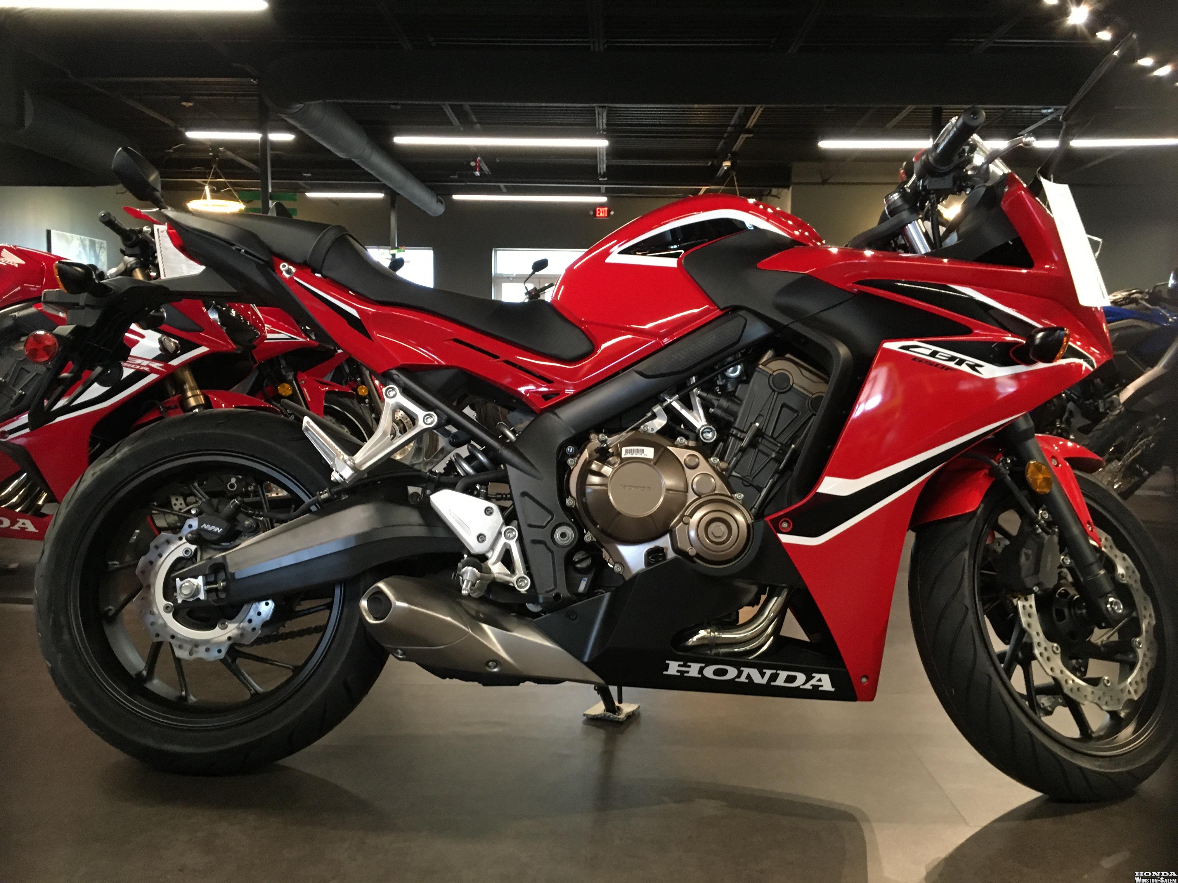 Photo 2018 Honda CBR 650F $7288