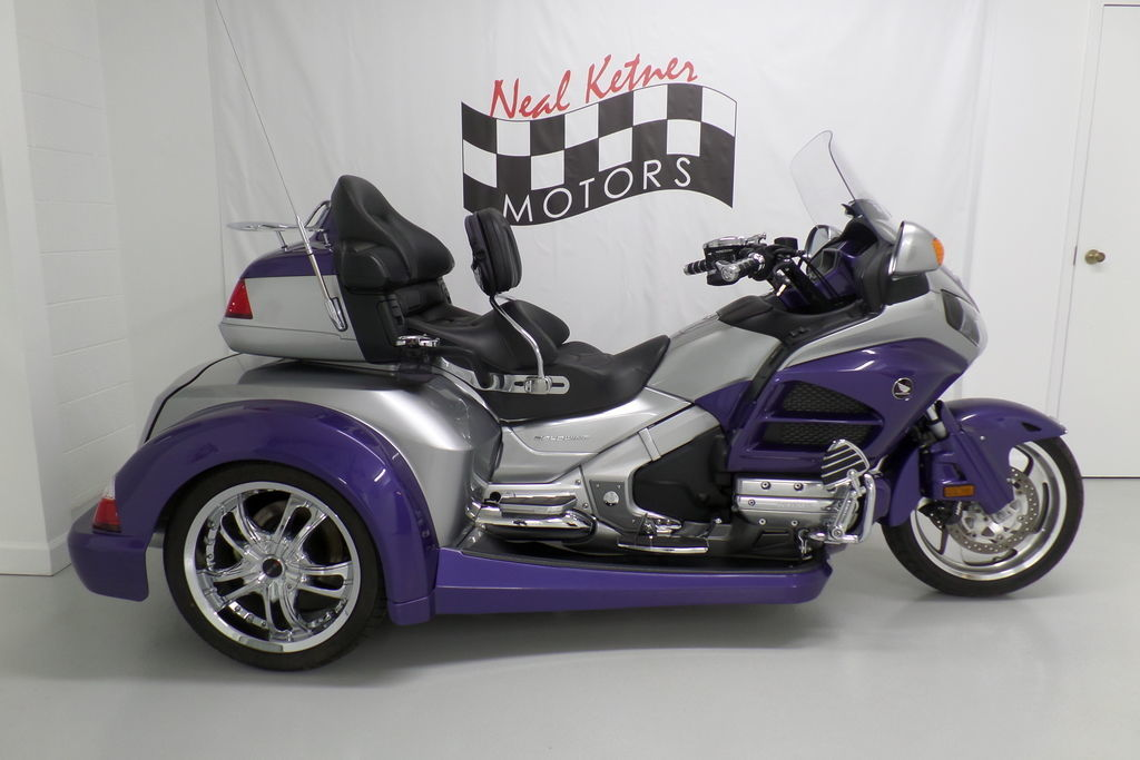 Photo Used 2015 Roadsmith Trikes Trike Motorcycle  $28900