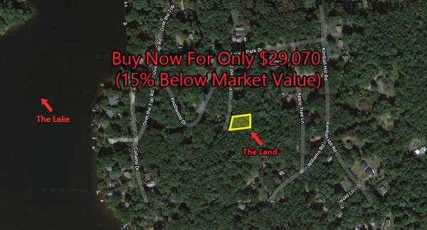 Photo 15 Below market land near a Beautiful Lake, Forest, and Nature. (Save (Holland)