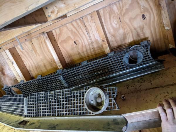 Photo 1967 Camaro misc parts body panels - $800 (Cherry Valley, MA)
