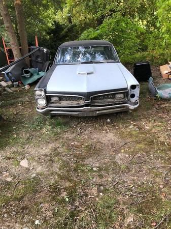 Photo 1967 Pontiac Tempest  GTO Clone - $7,500 (Worcester)