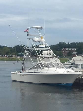 Photo 1984 Blackfin 29 ft. - $16,995 (newburyport)