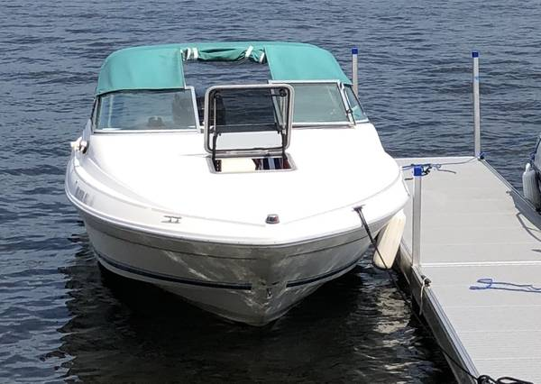 Photo 1993 SEA RAY 20 FT - $4200 (WEBSTER)