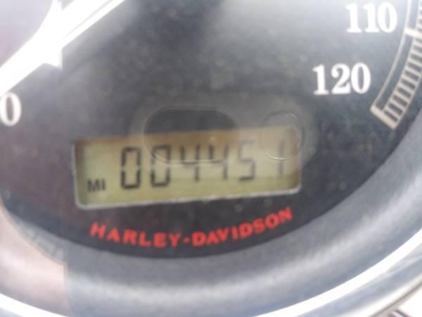 Photo 2006 Harley Davidson Custom 1200 - $7,000 (Worcester)