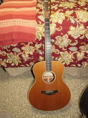 Photo 2006 Taylor GS 5 Acoustic Guitar - $1200 (cherry valley)