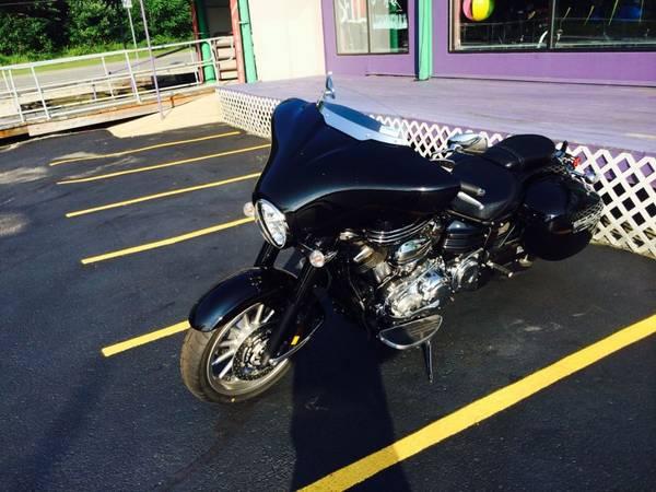 Photo 2010 Yamaha Stratoliner Deluxe - $8,200 (Phillipston, MA)