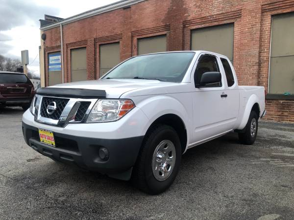 Photo 2012 Nissan Frontier 2WD 5 SPEED KING CAB 84K MILES VERY CLEAN FRAME - $8395 (ROCKYS AUTO SALES 1147 MAIN ST WORCESTER MA)