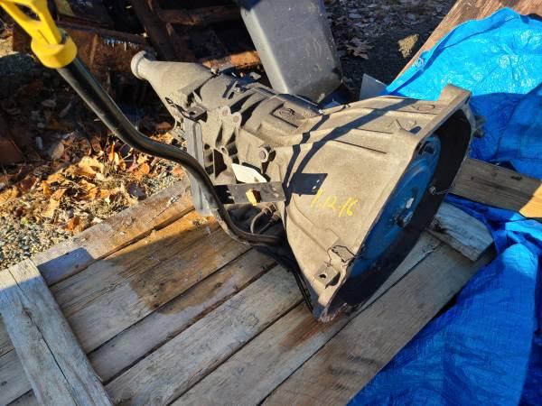 Photo 4R75 Ford transmission - $300 (Ledyard)