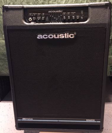 Photo 600 Watt Bass Amp - $350 (Framingham)