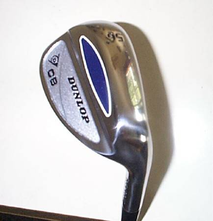 Photo Brand New Mens Right H Dunlop CB 56 Sand Wedge - $20 (Worcester)