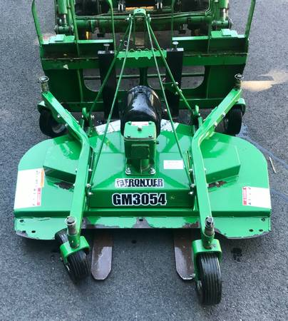 Photo Frontier GM3054 Heavy Duty 3 PT Finish Mower, Very Nice Condition - $750 (Oxford, MA)