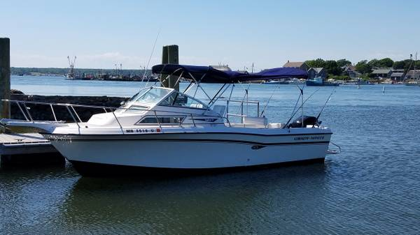 Photo GRADY-WHITE boat and trailer package new repower - $28,000 (Uxbridge)