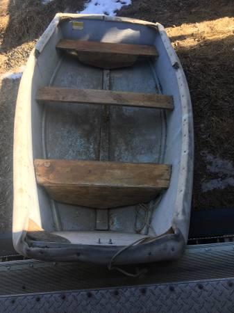 Photo Hand made boat - $100 (Windham)