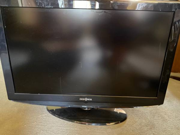 Photo Insignia TV 32 - $50 (Worcester)