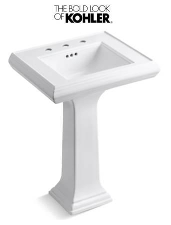 Photo Kohler Pedestal Sink - $175 (Holden)