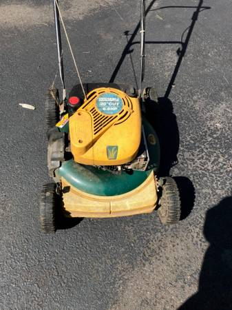 Photo Lawn Man 20 inch Mower - $40 (mendon)