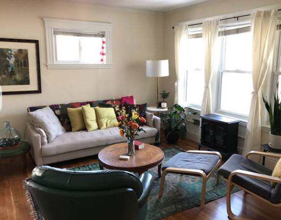 Photo Master Bedroom w private bath  entrance avail for sublet (Union Square Somerville)