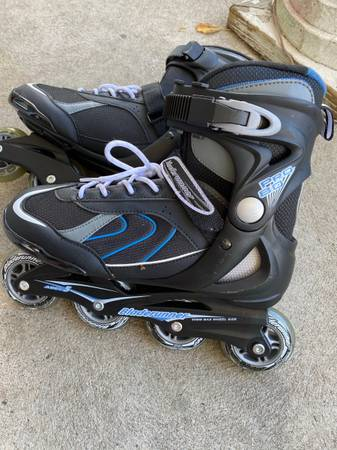 Photo Mens roller blades inline skates size 10 - $80 (Leominster)