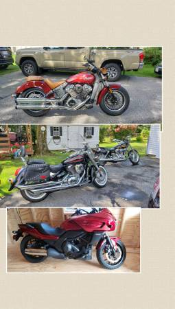 Photo Motorcycles in Showroom Condition - $31,220 (Worcester)