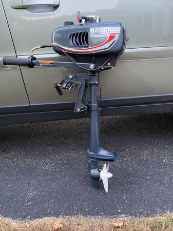 Photo New 2.5 HP Outboard - $235 (Charlton)