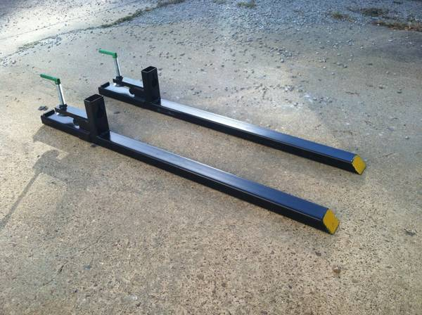 Photo New Cl On Forks for your Tractor Bucket - $275 (Exeter, NH)