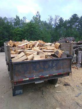 Photo OUTDOOR BOILER WOOD LARGE LOAD for $100 Delivered Locally - $100 (North Brookfield)