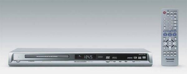 Photo Panasonic DVD-S52 - DVD Player - $50 (Millbury)