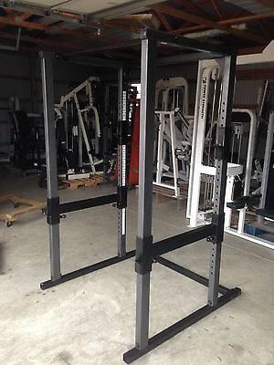 Photo Parabody power rack full cage squat rack - $400 (Webster)