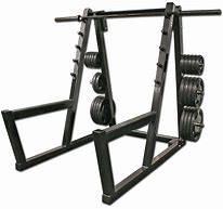 Photo Pro Heavyweight Squat Rack - $300 (Hubbardston, Mass)