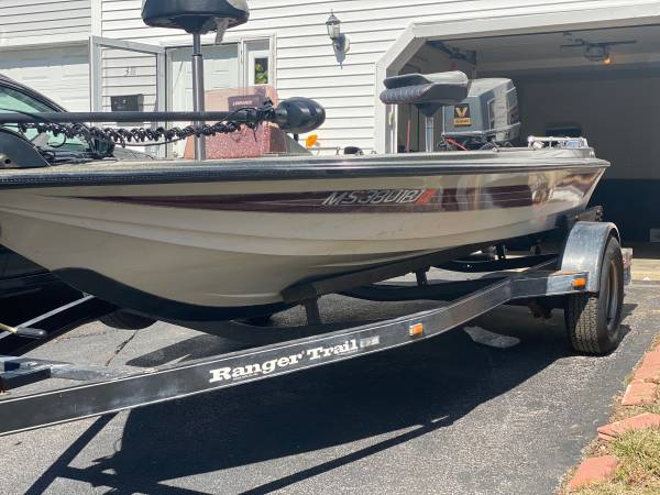 Photo Ranger boat - $6,500 (Worcester)