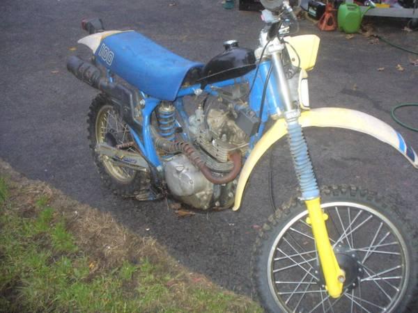 Photo Suzuki 100 Dirt Bike - $400 (Milford Ma.)