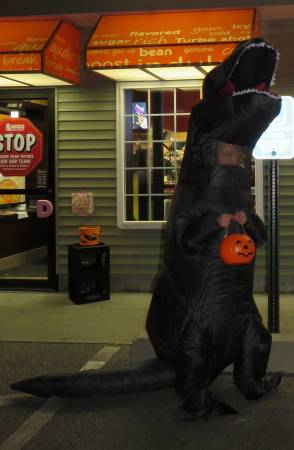Photo T-Rex Dinosaur Costume - $20 (Westminster)